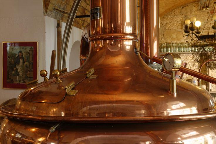 hausgebrautes #Bier vom #Griesbräu zu Murnau