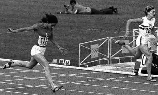 12 de octubre de 1968, inicio de los Juegos Olímpicos de México.