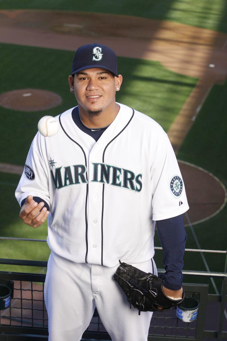 """King Felix"" - Felix Hernandez, #Mariners Starting Pitcher, 2005-Present"