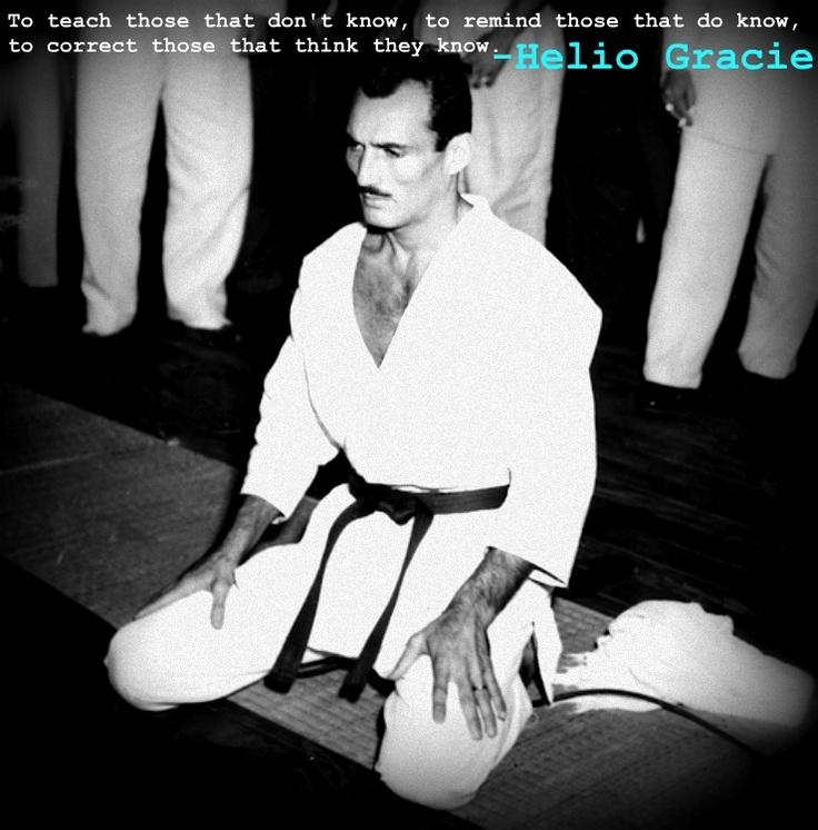 Helio Gracie, BJJ legend