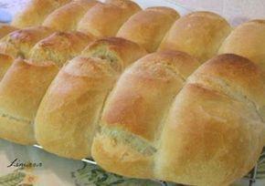 Limara péksége: Zsemlekenyér - Pain Tessinois (Ticinói kenyér)
