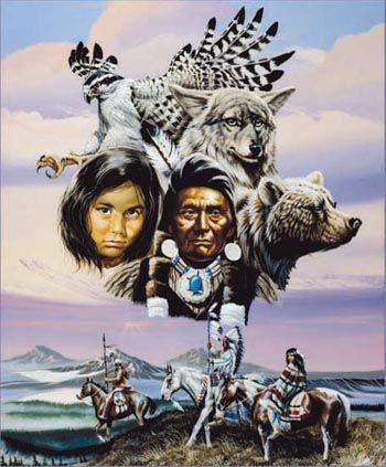Native American Blankets