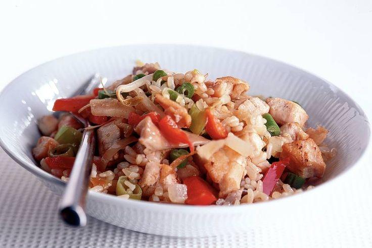 Oosterse risotto - Recept - Allerhande