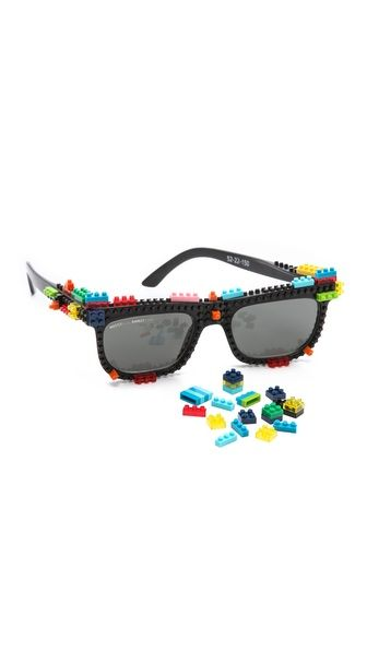 Nanoblock Sunglasses... just cuz it would be awesomely fun for when im a little ahh.. with little kids... Not for MYSELF!JEEZ