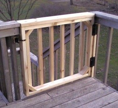 deck gate plans free deck gate design smart reviews on cool stuff - Gate Design Ideas