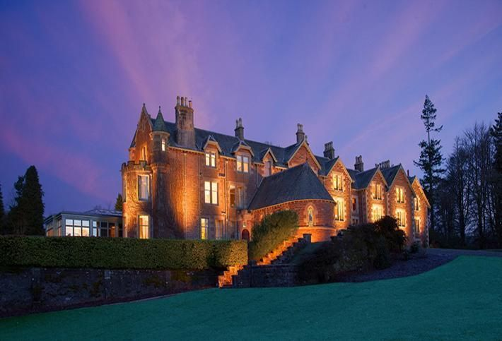 Cromlix House, owned by Andy Murray