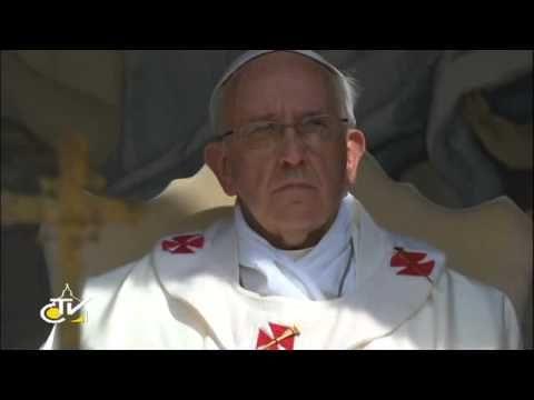 "Papa Francisco: ""Sin esperanza, no somos cristianos"""