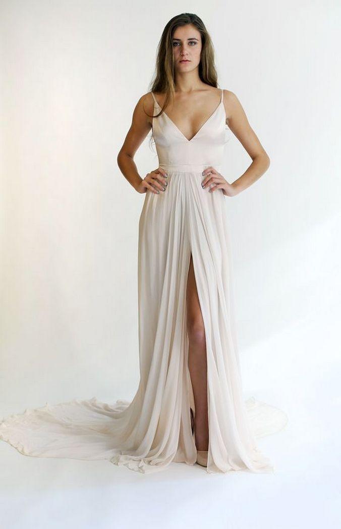 Beautiful Wedding Dresses For 40 Year