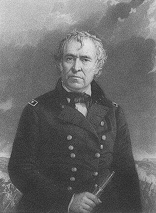 July 9, 1850: President Zachary Taylor Dies  On this day in 1850, President Zachary Taylor died while in office.  Taylor, the twelfth president of the United States, fell ill after participating in Independence Day ceremonies five days earlier. Following his death, Vice President Millard Fillmore took office.