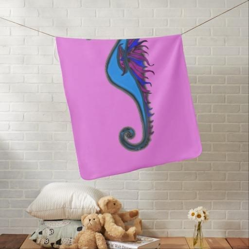 (sea horse pink stroller blanket) #Animal #Animals #Aquatic #Colorful #Colourful #Creature #Cute #Horse #Little #Marine #Meaning #Patterns #Pink #Sea #Seahorse #Strength #Symbol #Symbolic #Under #Watercolor is available on Funny T-shirts Clothing Store   http://ift.tt/2f9eCMc