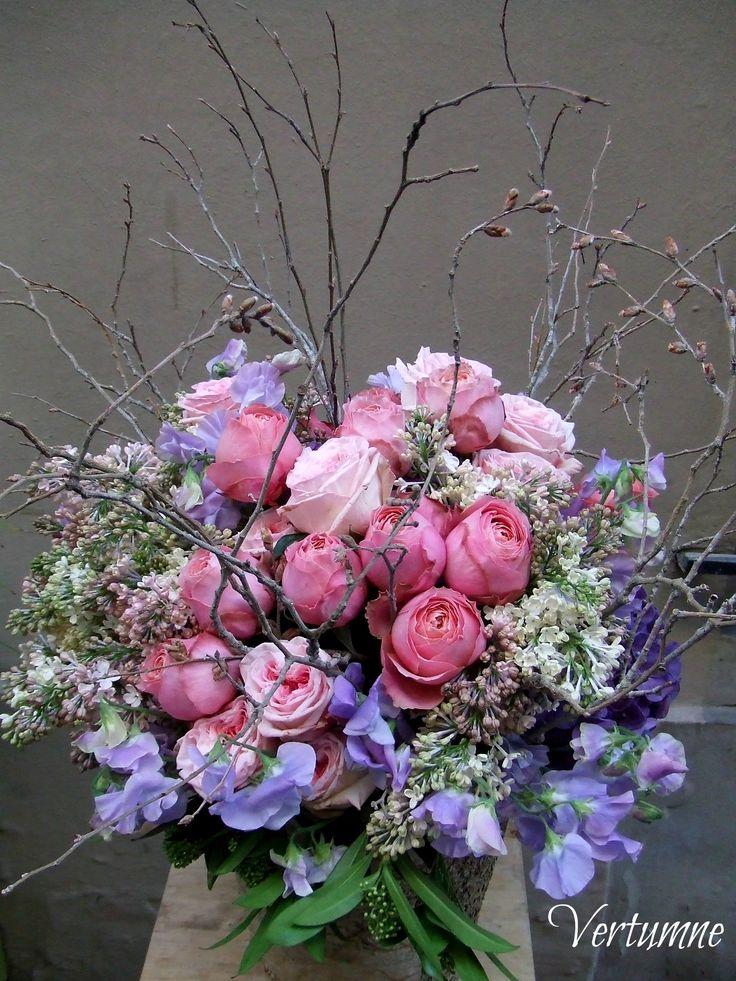 #Bouquet #vertumne www.atelier-vertumne.fr/