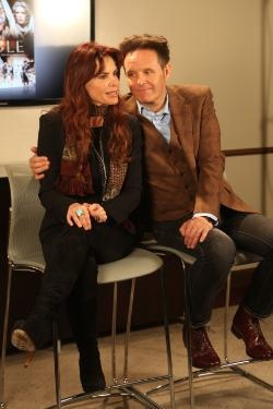 Mark Burnett and Roma Downey talk about The Bible miniseries