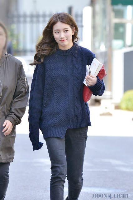 Suzy Airport Fashion 2015 | Official Korean Fashion