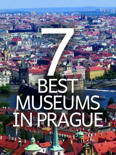 7 Best Museums in Prague, Czech Republic