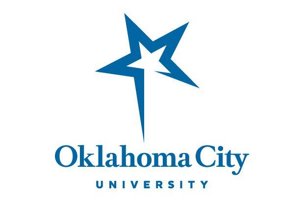 The new identity for Oklahoma City University. Logo