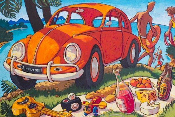 VW typ 1.