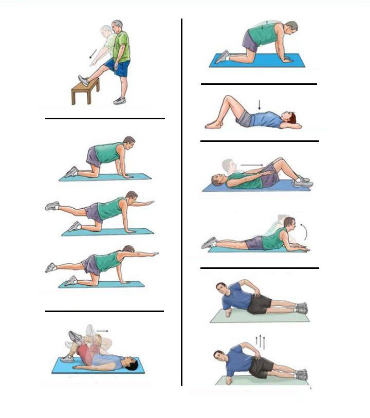 La lumbalgia es tan frecuente que se ha convertido en uno de los grandes motivos de nuestro malestar corporal. Aquí tienes algunos ejercicios consejos para prevenirla.  #mr_heat   #alivia_dolores