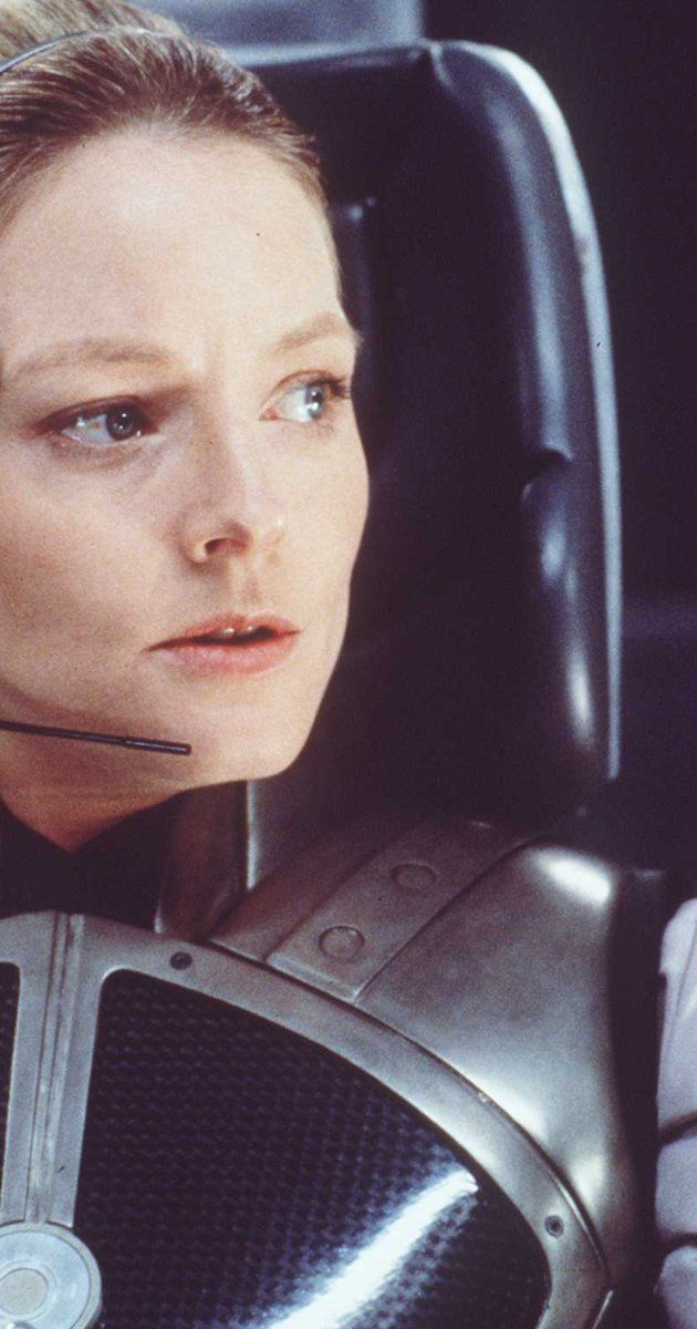 "Jodie Foster played Astronomer Dr. Ellie Arroway, in the 1997 film ""Contact"""
