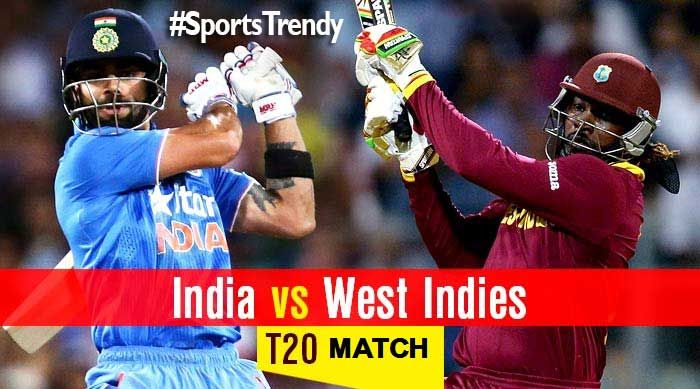 India vs West Indies 2nd T20 Match: Where to watch, prediction, possible XI and betting odds - http://goo.gl/hXQ0Hp #IndvWI #IndiavsWestIndiesLive