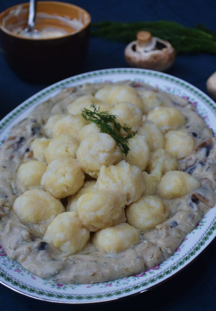 Mámorító sajtos burgonyagombóc – sokkal finomabb mint a megszokott galuska!!