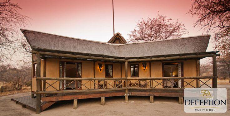 Deception Valley Lodge - http://www.dvl.co.za/