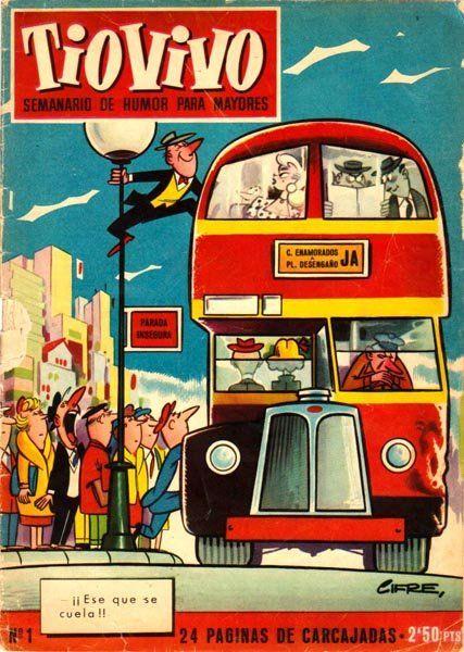 Portada del primer número, de Cifré. © 1957 CRISOL / EDITORIAL BRUGUERA, S. A., sus diseñadores e ilustradores.