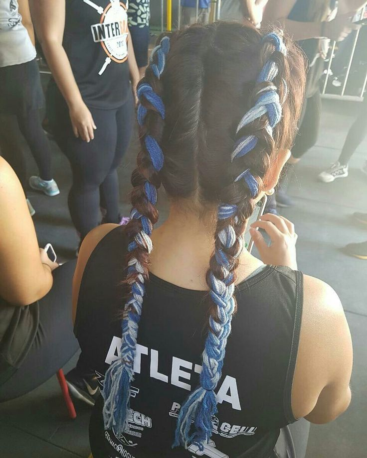 Boxer braids colors hair – #boxer #boxerbraids #br…