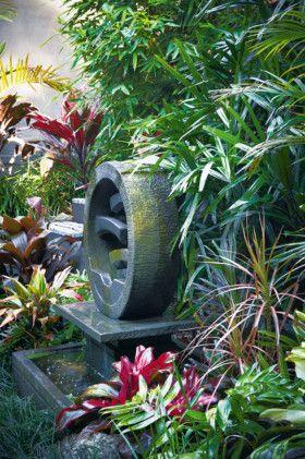NSW Bali garden makeover