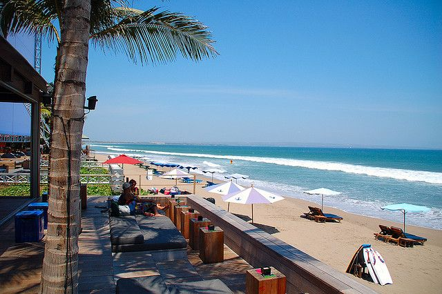 Best Beach Club ever! And they have amazing cocktails too! Ku De Ta club, Seminyak, Bali http://www.kudeta.net/