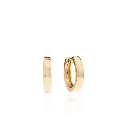 Monde Petit T1677P -18 K Yellow Gold Baby Earrings jW4iE1YcT
