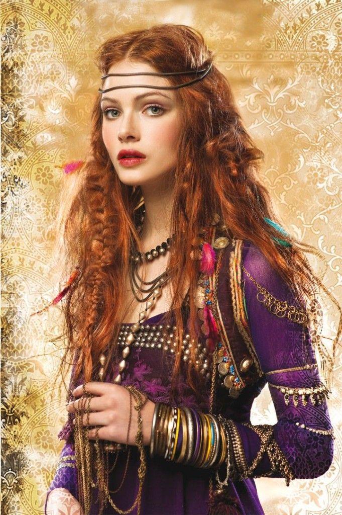 191 best bijoux fantaisie femme images on pinterest - Style hippie chic femme ...