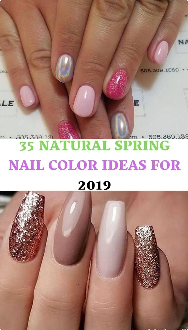 Easy Spring Nails Spring Nail Art Designs To Try In 2020 Simple Spring Nails Colors In 2020 Short Coffin Nails Designs Cute Summer Nail Designs Nail Designs Summer