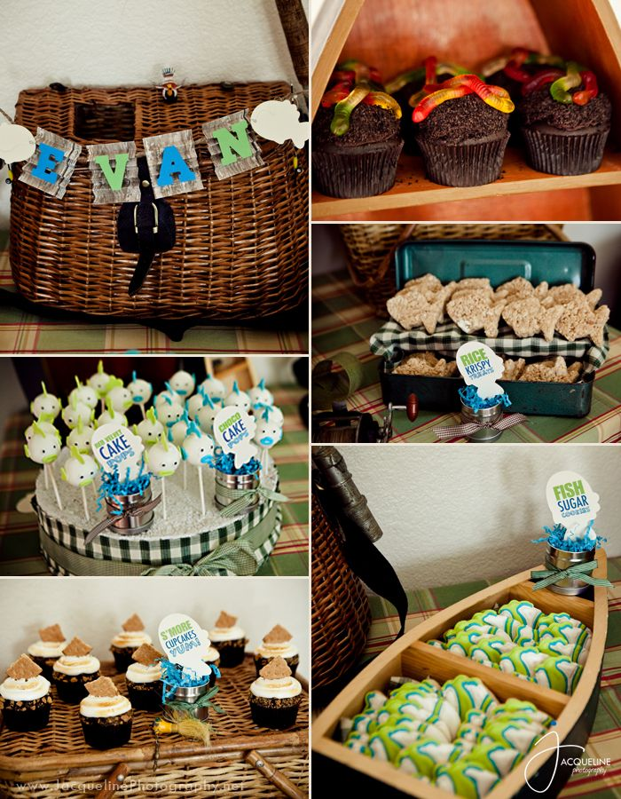 Best 25 vintage fishing ideas on pinterest vintage for Fishing birthday party