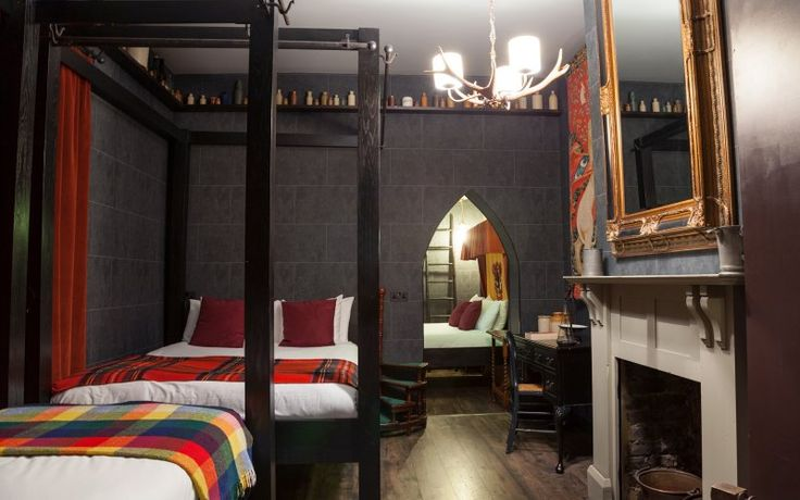 Stay in the Magical 'Harry Potter' Hotel: London's Georgian House Offers 'Wizard's Chambers' - The Daily Beast
