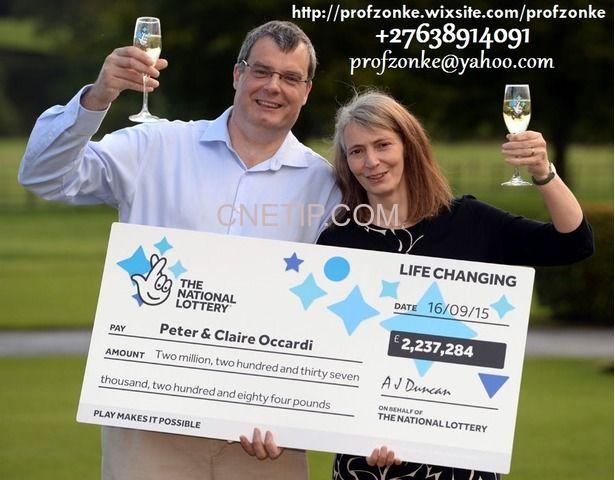 Lotto spells to help you win Billion jackpots +27638914091