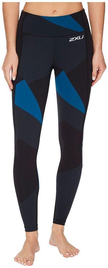 17c3b8c7b6 2XU - Fitness Compression Tights w/ Storage Women's Workout gym (affiliate)