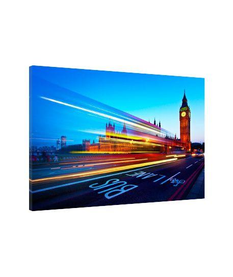 "Canvas ""London Big Ben"" http://www.artfoyer.ro/london-big-ben.html"