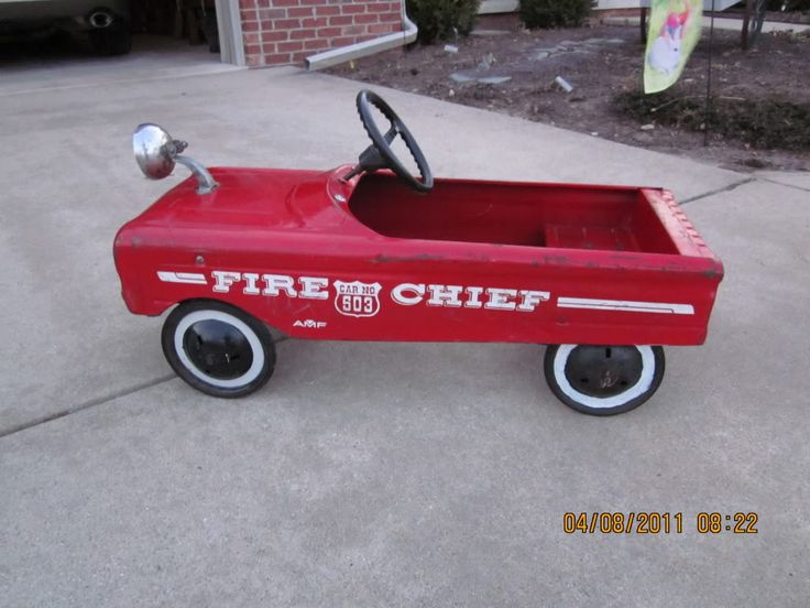 95 Best Ideas About Pedal Cars On Pinterest