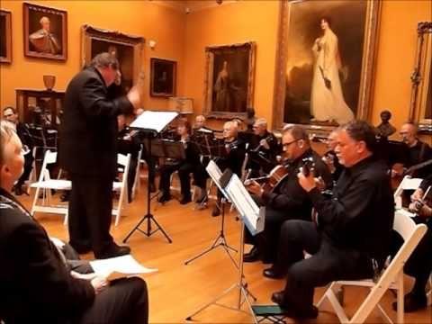 Munier Mandolin Orchestra Performs Honyi Viter (+playlist)