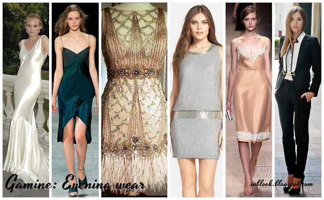 Gamine Evening wear Inblook: Чистый гамин / Gamine. Рекомендации.