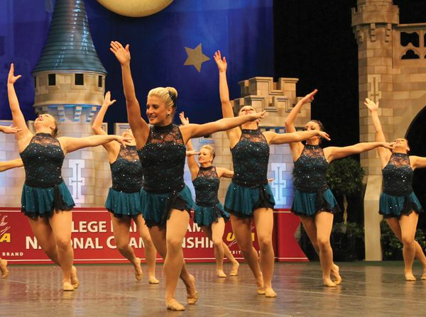 University of Minnesota - Winning Dance Team (Photo by Universal Dance Association/Varsity)