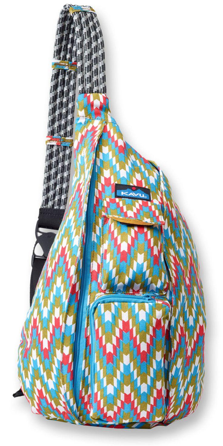 0c1cf98645 Kavu Rope Sling Bag Vintage Quilt- Fenix Toulouse Handball