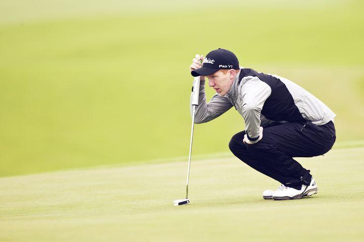 Gavin Moynihan - a player to watch