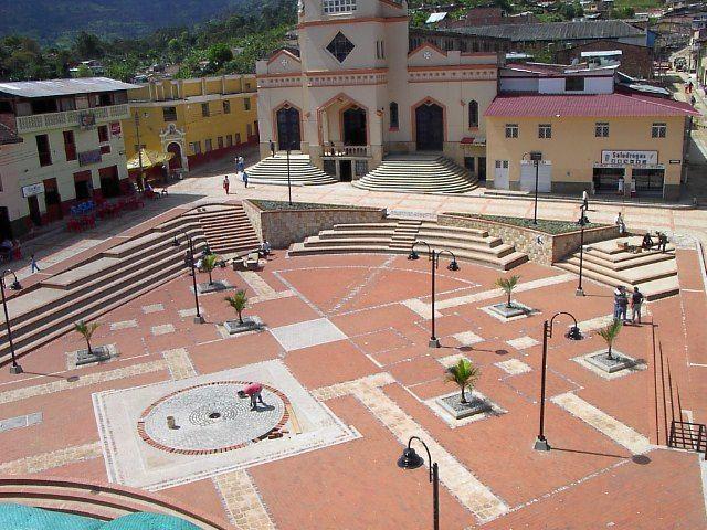 Iluminación plazas