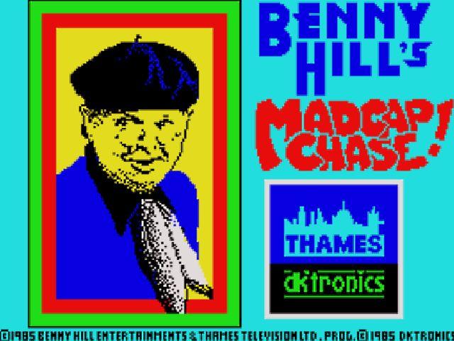 Benny Hill's Madcap Chase: El juego de Benny Hill y un emulador de ZX Spectrum para jugar online - https://www.vexsoluciones.com/noticias/benny-hills-madcap-chase-el-juego-de-benny-hill-y-un-emulador-de-zx-spectrum-para-jugar-online/