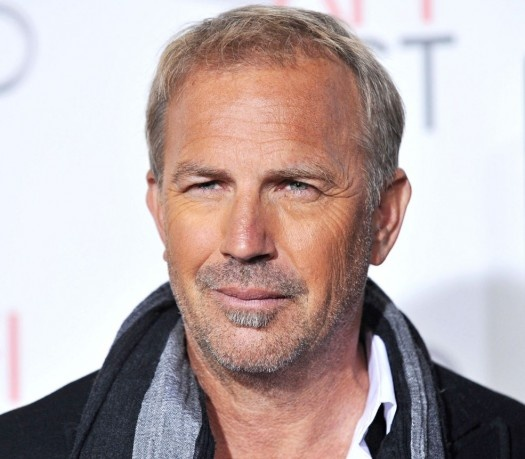 Kevin Costner - aging just like a fine wine