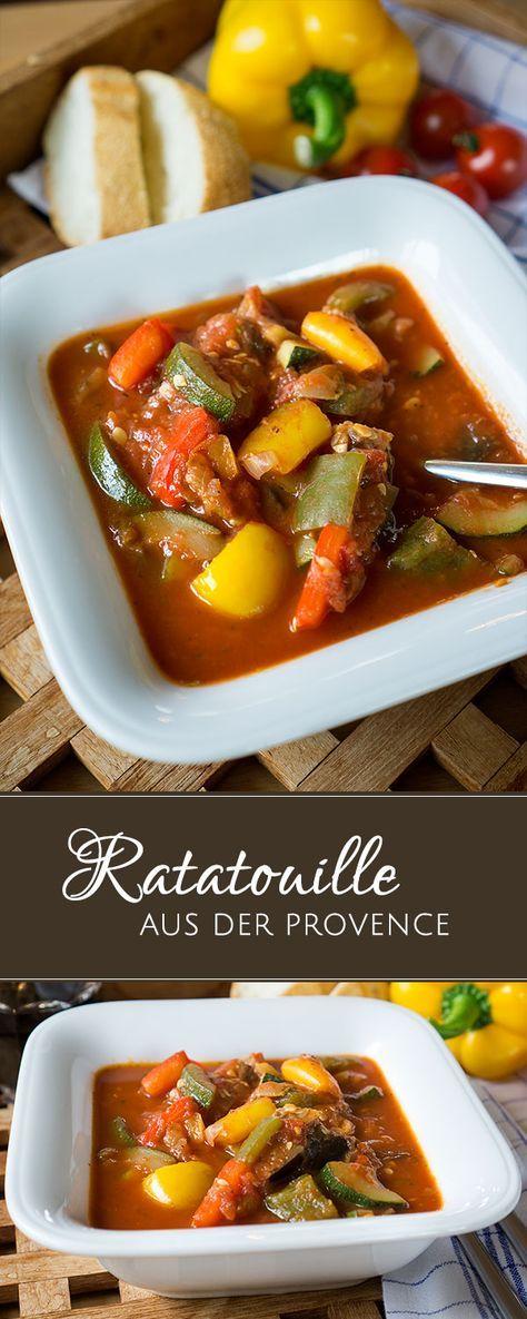 Ratatouille – Französischer Gemüseeintopf   Madame Cuisine Rezept