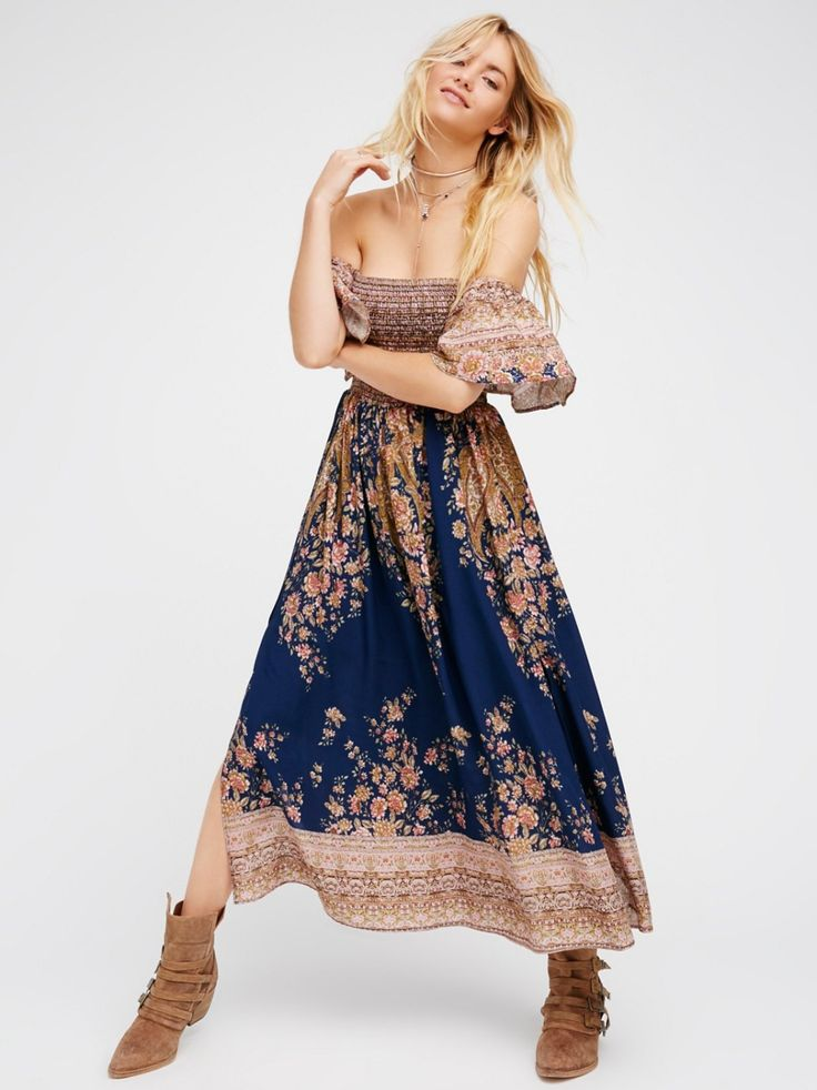 Louisa Midi Dress