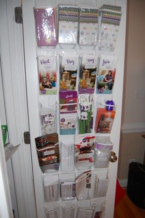 Seriously - my weekend project!! Getting my stuff organized!