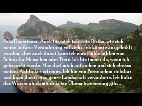 Der Fels in der Brandung und das Kieselsteinchen hier auch zum Lesen http://farbenreich.wordpress.com/2011/10/12/ein-ausergewohnliches-liebesmarchen-fur-erwachsene/